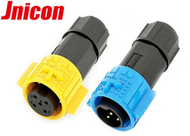 China Waterproof 5 Pin Male Female Connector Assembly Type For Landscape Lights factory