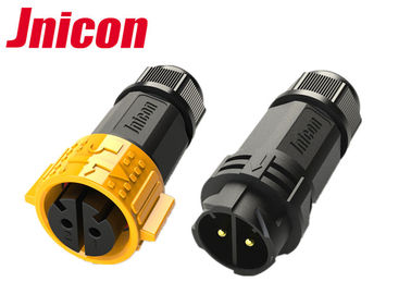 China 600V 20A Waterproof Male Female Connector , Industrial Power Connectors factory