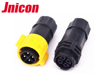 China Industrial IP67 Waterproof Connector High Standard M19 Moisture Proof factory