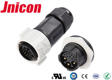 High Current Waterproof Connectors