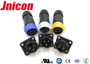 Multi Pin Screw Terminal 600VAC Outdoor Electrical Wire Connectors