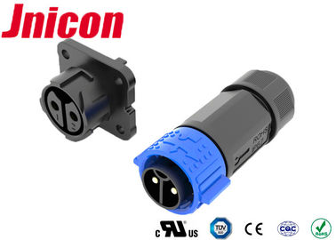 Jnicon M25 2 PIN High Current Waterproof Connectors